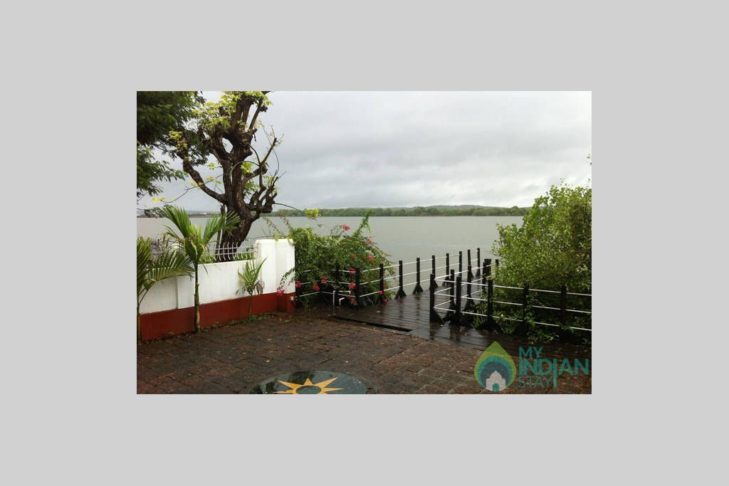 OR AS YOU WILL in a Cottage/Huts in Velha Goa, Goa