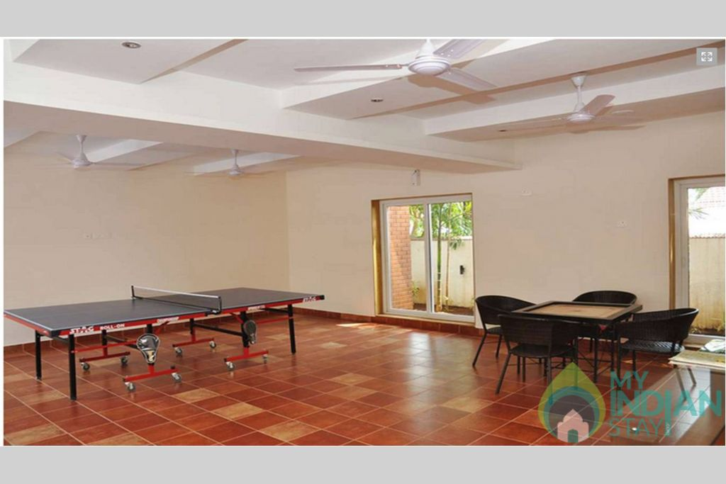 TT Room in a Self Catered Apartment in Arpora, Goa