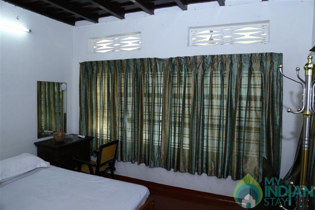 AQ 18  ROOM NO in a HomeStay in Kumarakom, Kerala