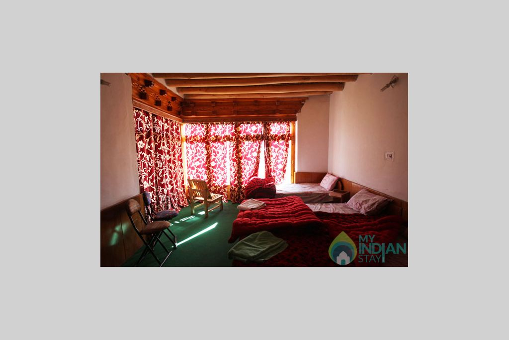 Image in a Bed & Breakfast in Leh, Jammu and Kashmir
