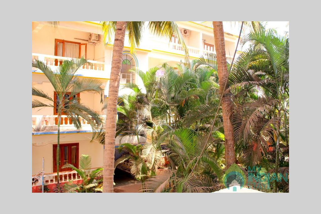 1 in a HomeStay in Calangute, Goa