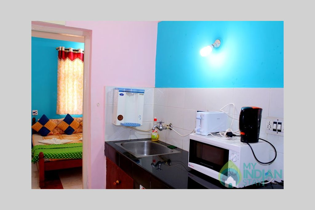 3 in a HomeStay in Calangute, Goa