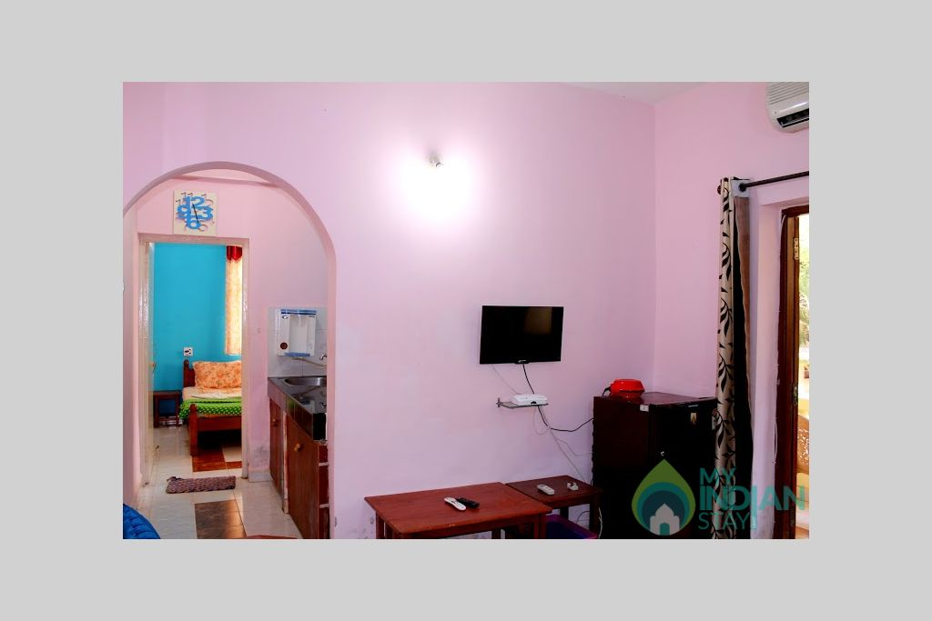 9 in a HomeStay in Calangute, Goa