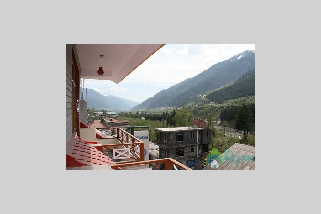 Gallery in a Guest House in Manali, Himachal Pradesh