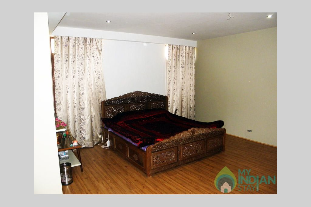 Budget Room in a Guest House in Srinagar, Jammu and Kashmir