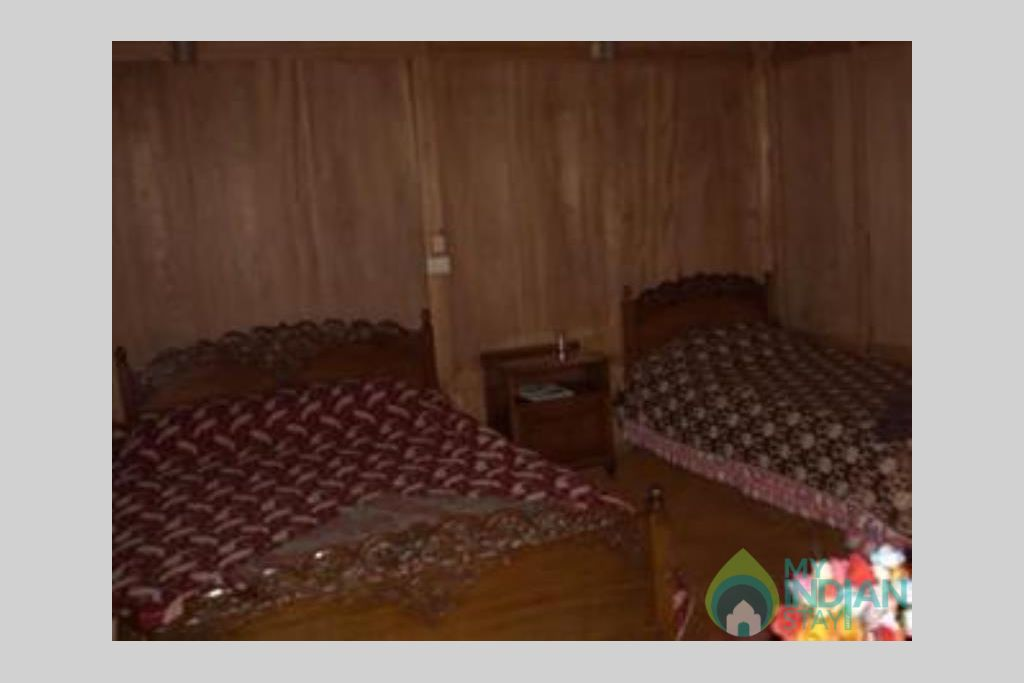Bedroom 2 in a Guest House in Srinagar, Jammu and Kashmir