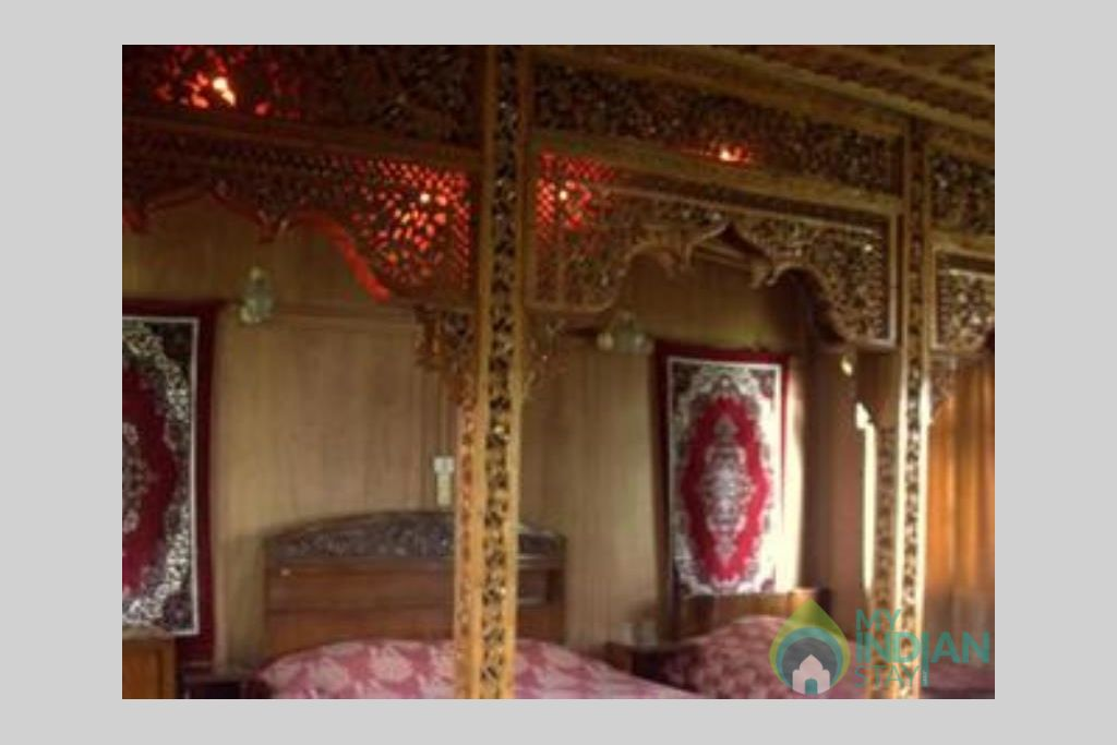 Bedroom 4 in a Guest House in Srinagar, Jammu and Kashmir