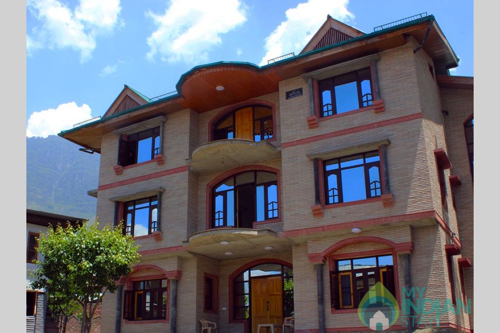 Front View 1 in a Bed & Breakfast in Srinagar, Jammu and Kashmir