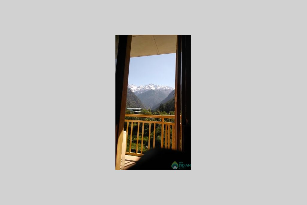 hotel-devlok-international in a Guest House in Kasol, Himachal Pradesh