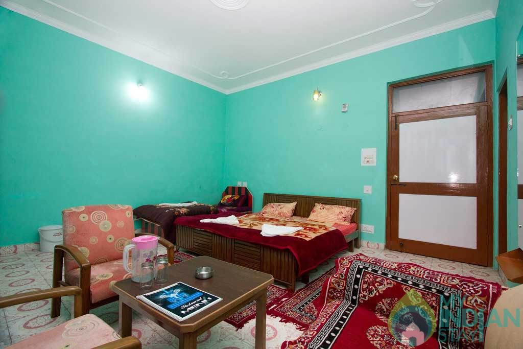 Family Suite in a Guest House in Kasol, Himachal Pradesh