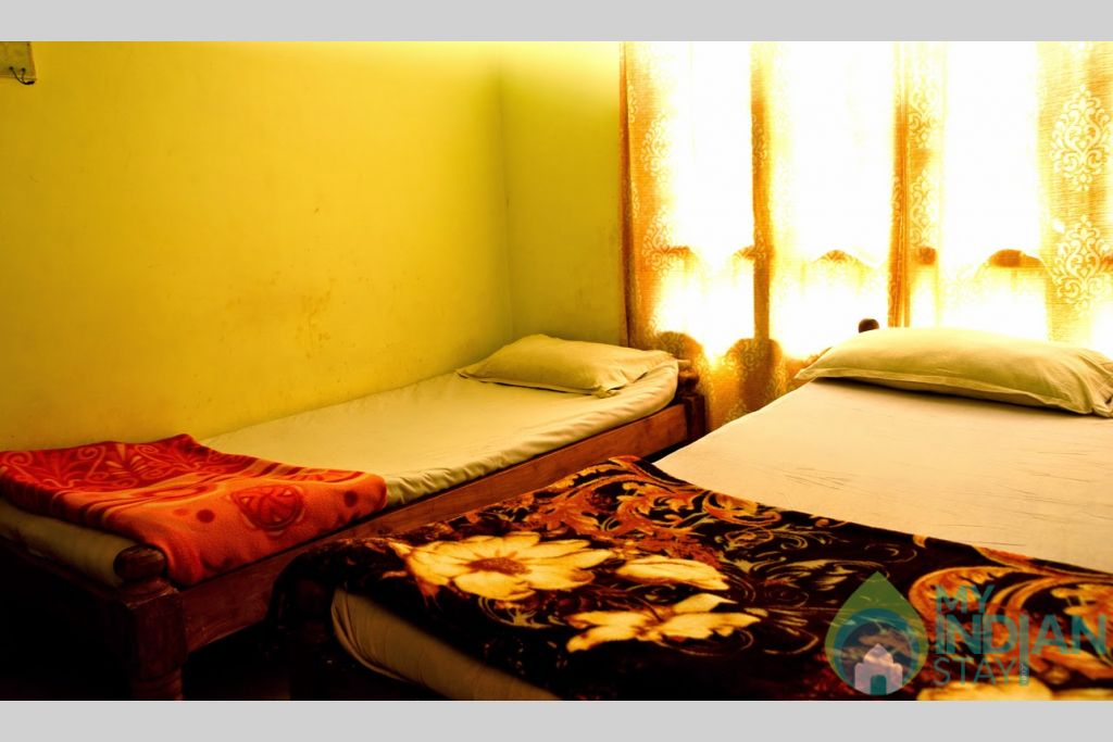 Joes- Bedroom in a HomeStay in Chikmagalur, Karnataka