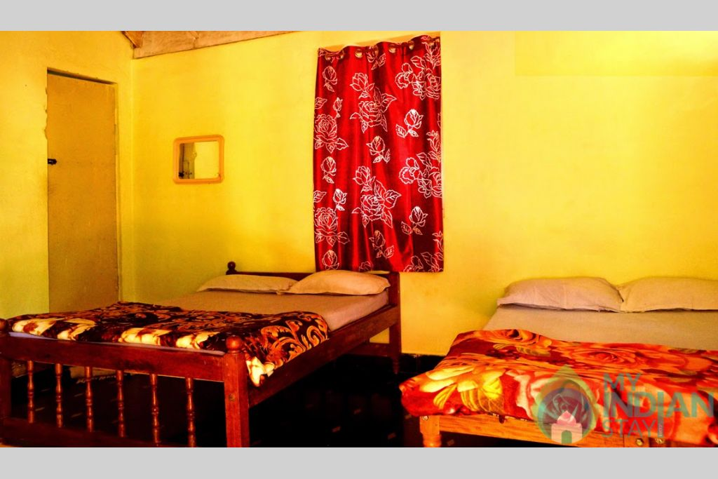 Joes- First floor room in a HomeStay in Chikmagalur, Karnataka