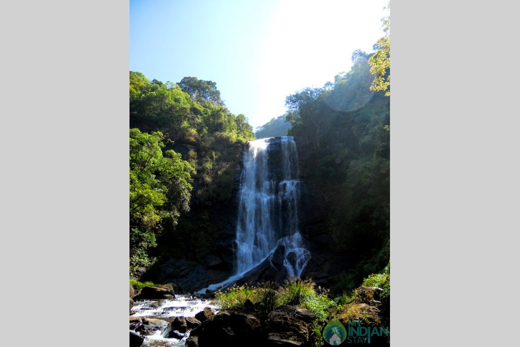 Joes- Waterfall in a HomeStay in Chikmagalur, Karnataka