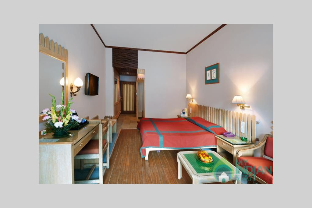 Regency-room-big in a Guest House in Manali, Himachal Pradesh