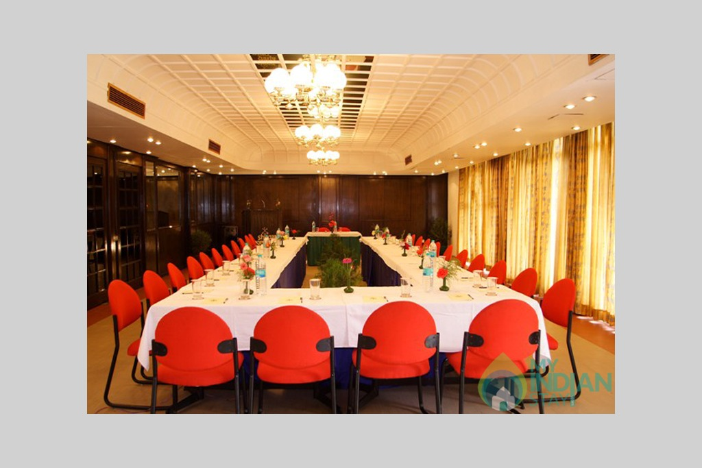 Conference-hall-big in a Guest House in Manali, Himachal Pradesh