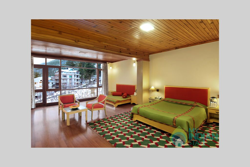 Suite-big in a Guest House in Manali, Himachal Pradesh