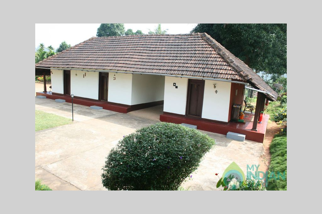 outdoor_cottage1 in a Bed & Breakfast in Madikeri, Karnataka