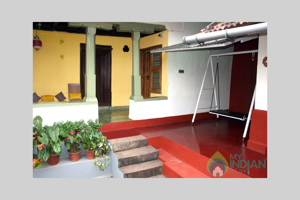 outdoor_jadeash in a Bed & Breakfast in Madikeri, Karnataka