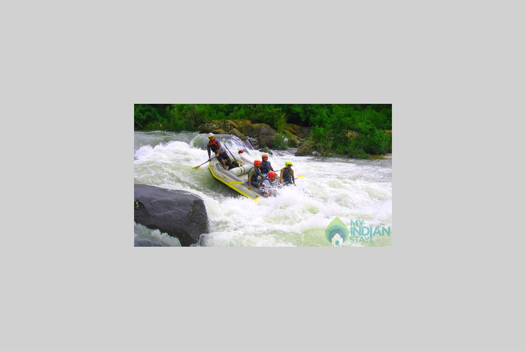rafting_coorg in a Bed & Breakfast in Madikeri, Karnataka