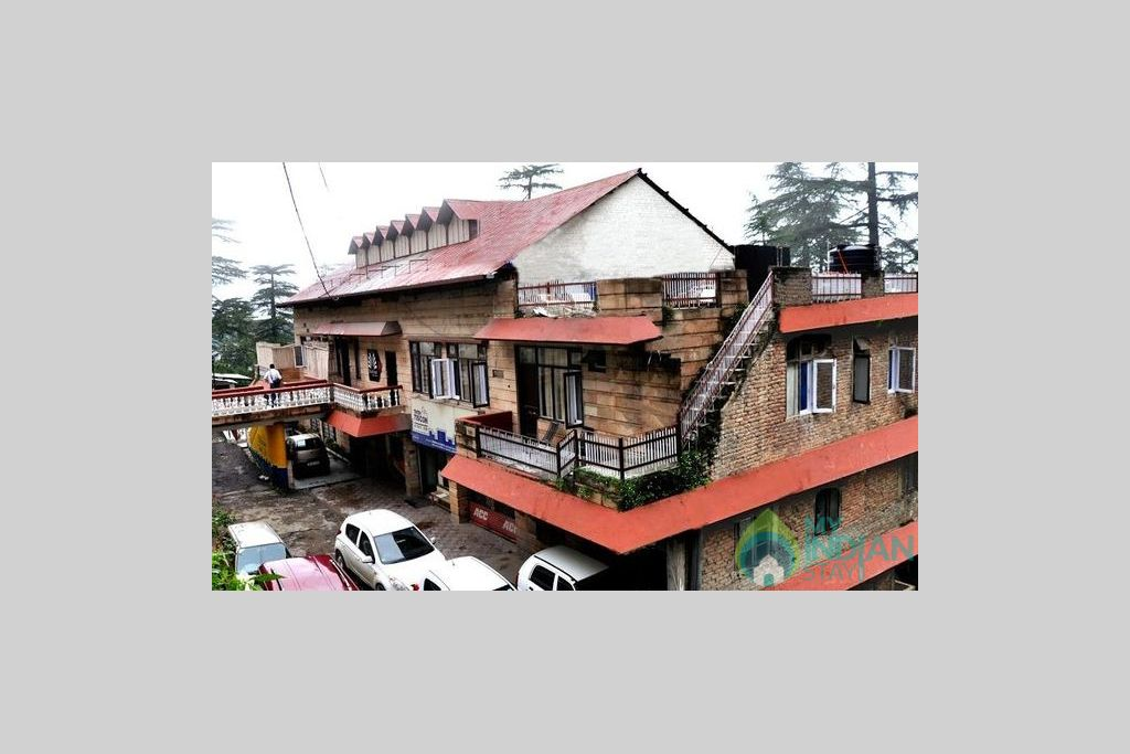 Guest House in a Guest House in Shimla, Himachal Pradesh