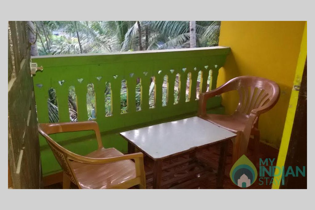 SWATI GUEST HOUSE1-Tripple Bed room3 in a Guest House in Arambol, Goa
