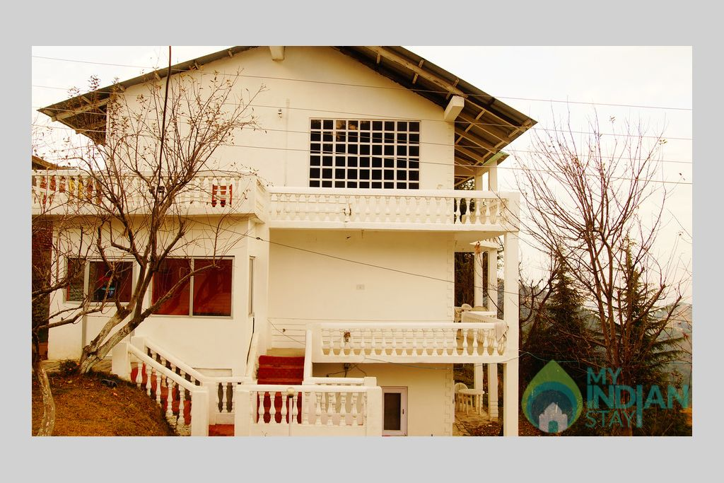 Guest House in a Guest House in Dalhousie, Himachal Pradesh