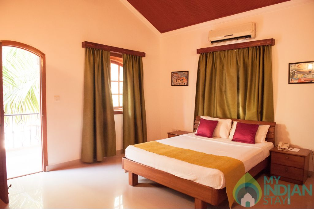 1 BED STD VILLA in a Villa in Candolim, Goa