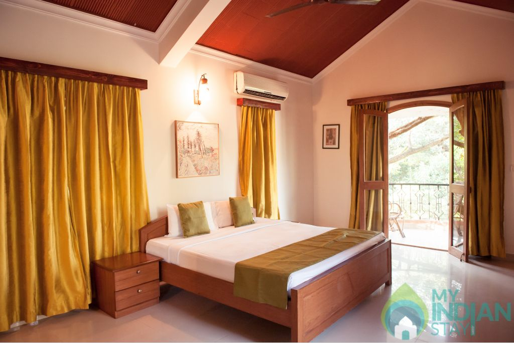 3 bhk std villa room (2) in a Villa in Candolim, Goa
