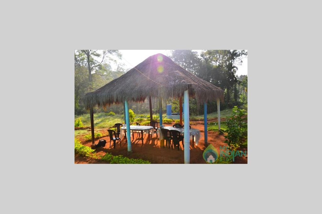 chill out place in a HomeStay in Madikeri, Karnataka