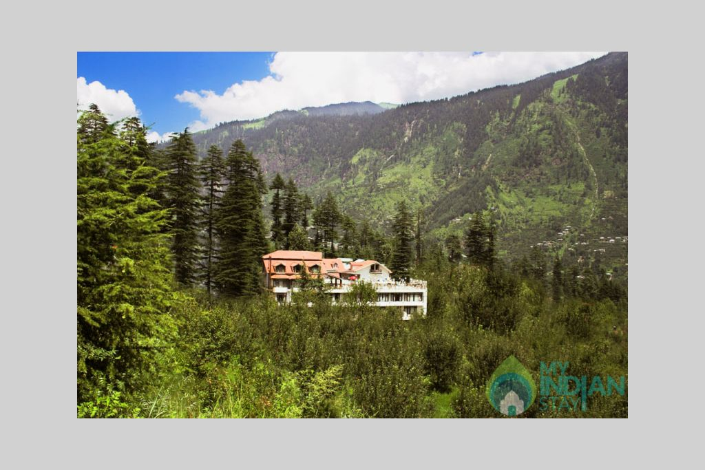 View1 in a Guest House in Shimla, Himachal Pradesh