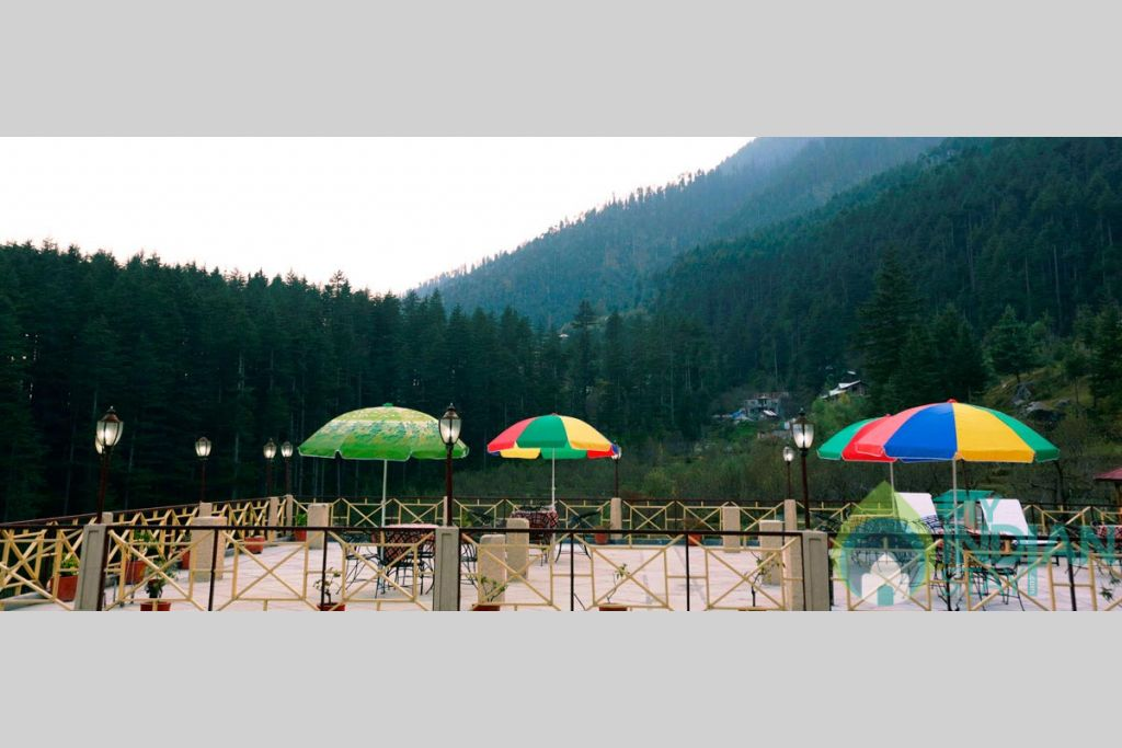 View in a Guest House in Shimla, Himachal Pradesh
