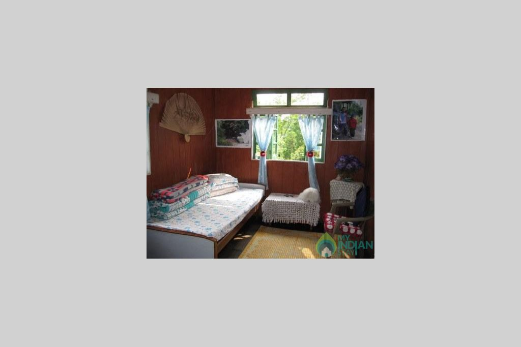 Bedroom in a HomeStay in Darjeeling, West Bengal