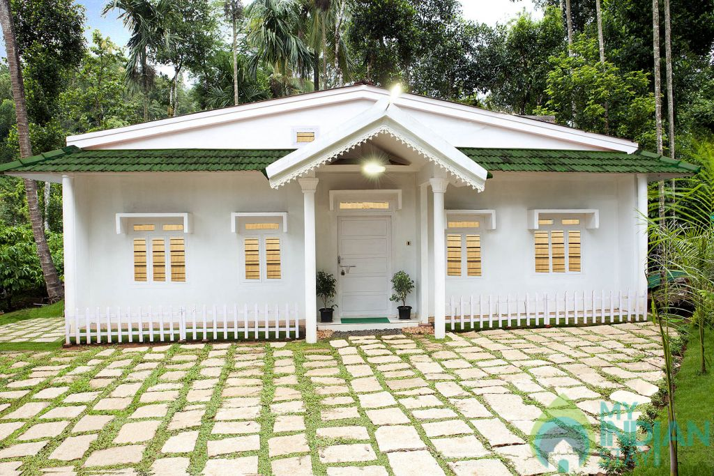 3 bedroom cottage in a HomeStay in Kalpetta, Kerala