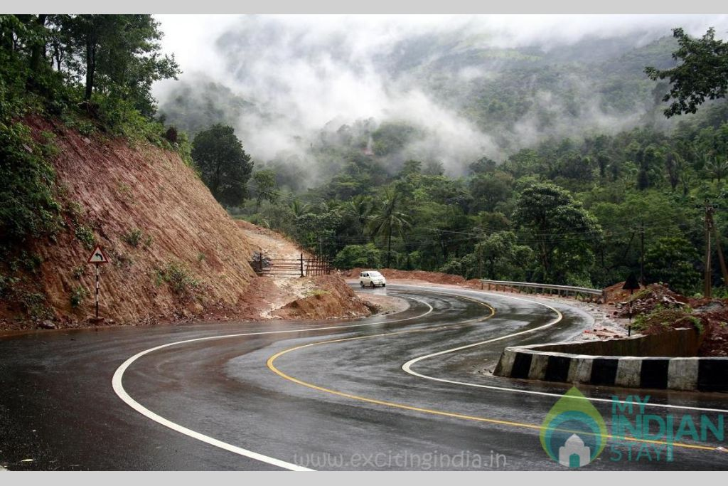 madikeri-road-trip in a HomeStay in Madikeri, Karnataka