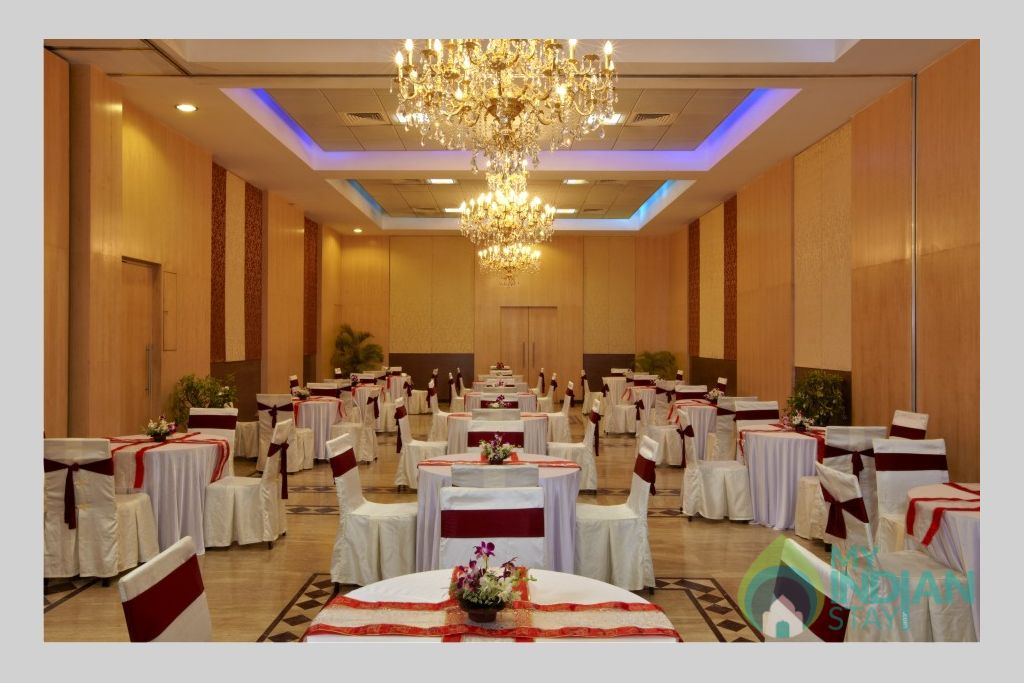 banquet in a Guest House in Mumbai, Maharashtra