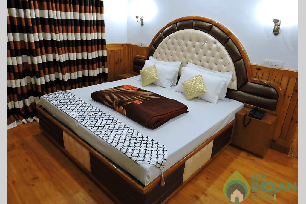 Super Deluxe in a Guest House in Shimla, Himachal Pradesh