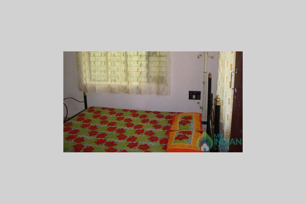 Bedrooms2 in a HomeStay in Chikmagalur, Karnataka
