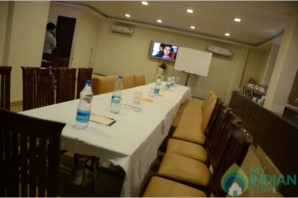 conference in a Bed & Breakfast in New Delhi, Delhi