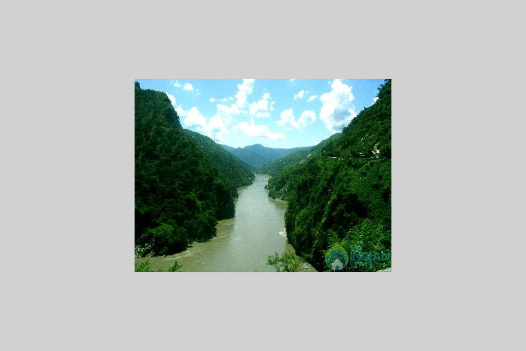 River View in a Guest House in Mandi, Himachal Pradesh
