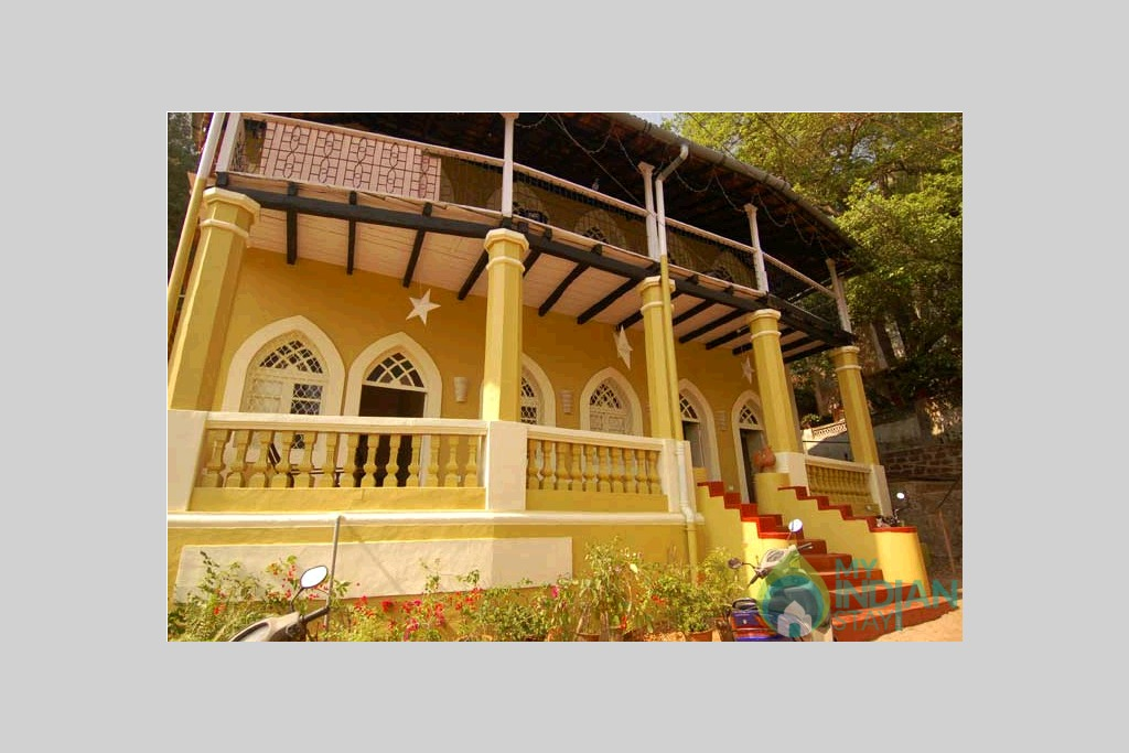 Phoenix inn in a Bed & Breakfast in Panjim, Goa