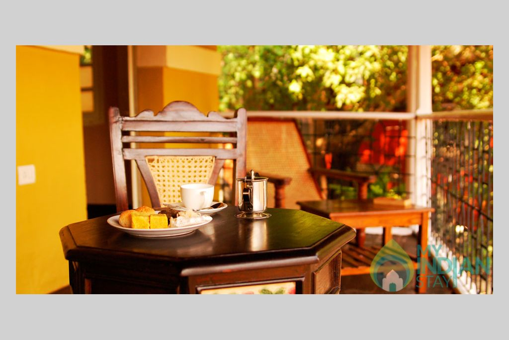 3 in a Bed & Breakfast in Panjim, Goa