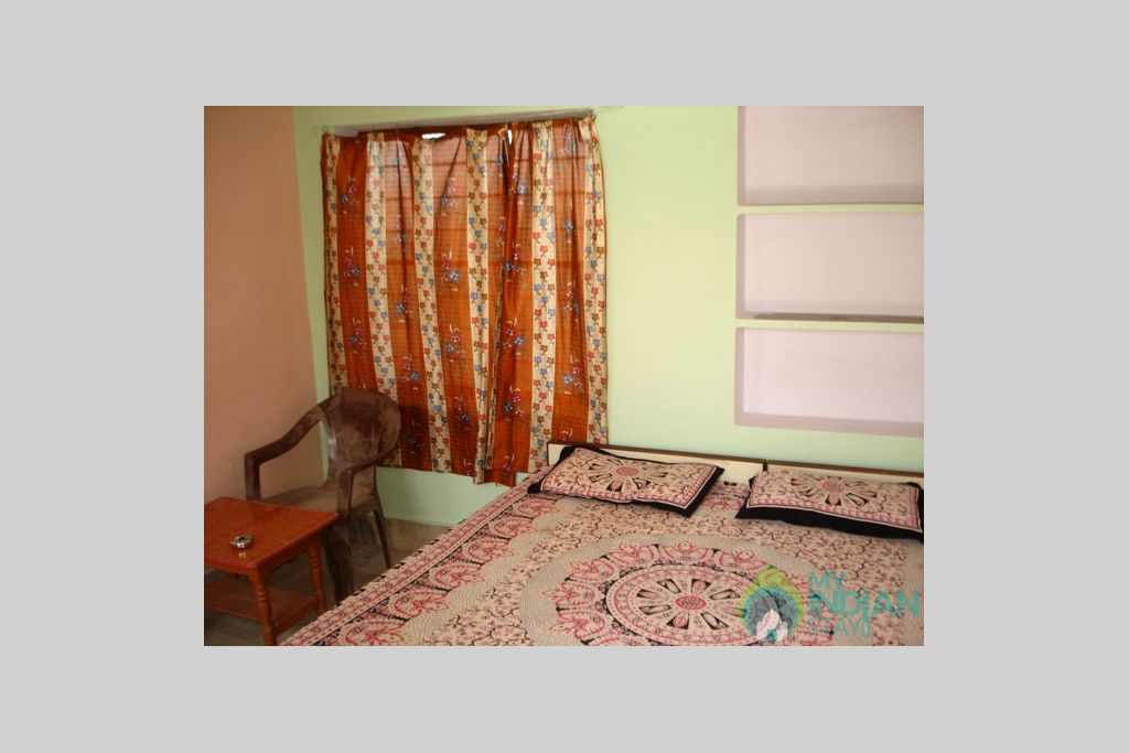 Bedroom in a Guest House in Pushkar, Rajasthan