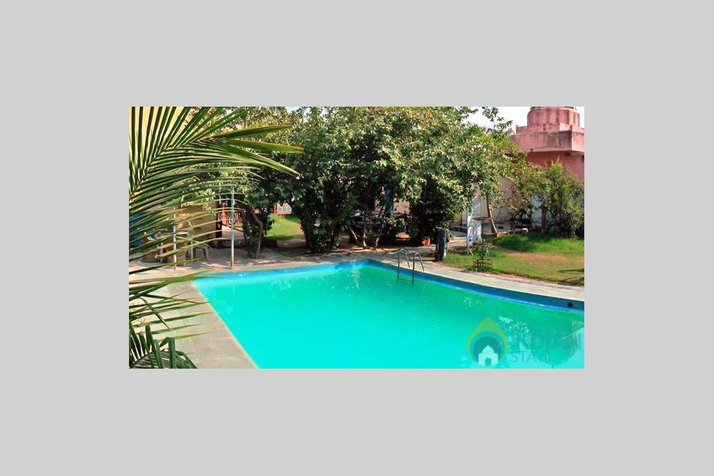 Swimming Pool in a Guest House in Pushkar, Rajasthan