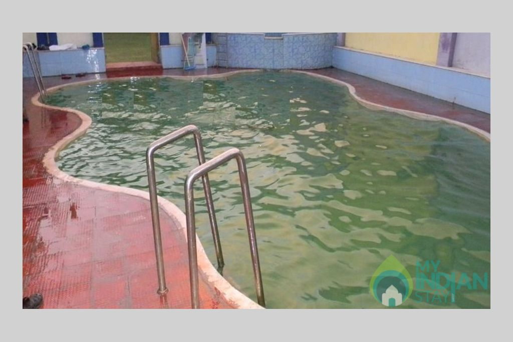 POOL in a Guest House in Ajmer, Rajasthan