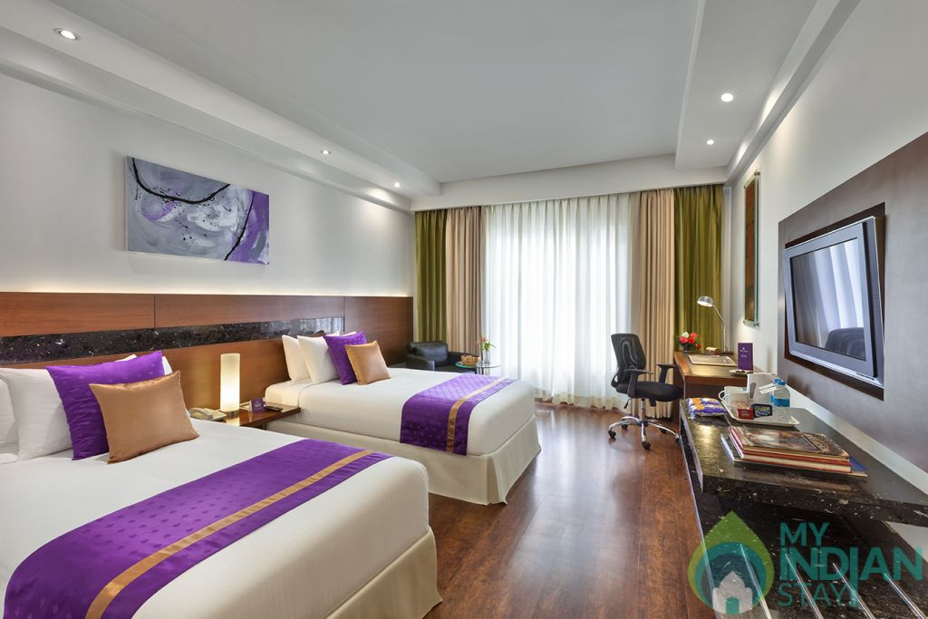 deluxe room2 in a Guest House in Jaipur, Rajasthan