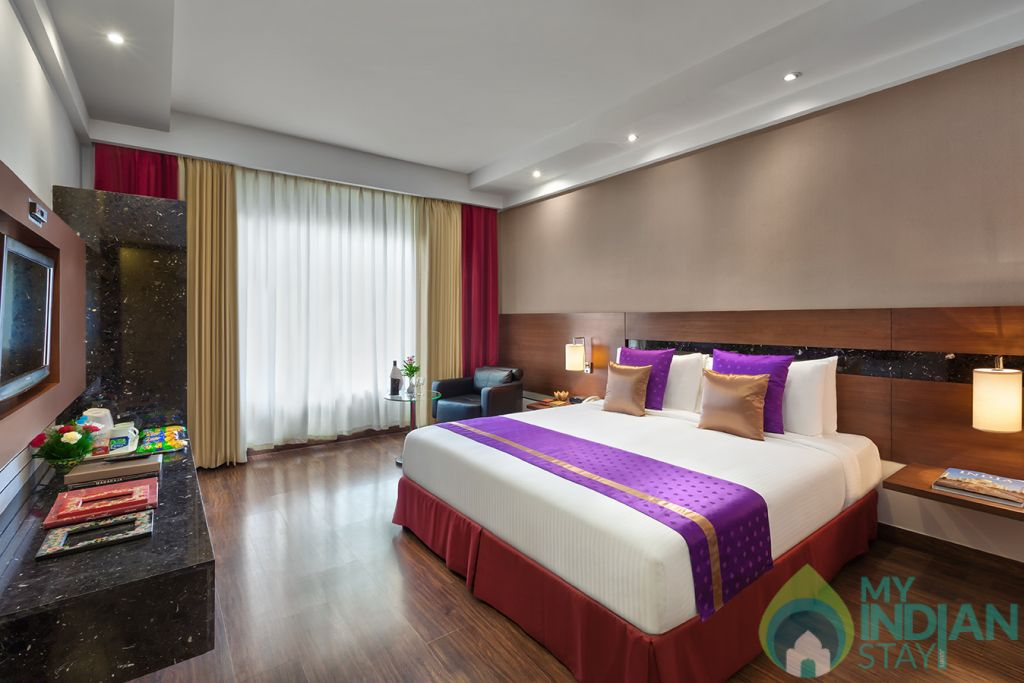 deluxe room3 in a Guest House in Jaipur, Rajasthan