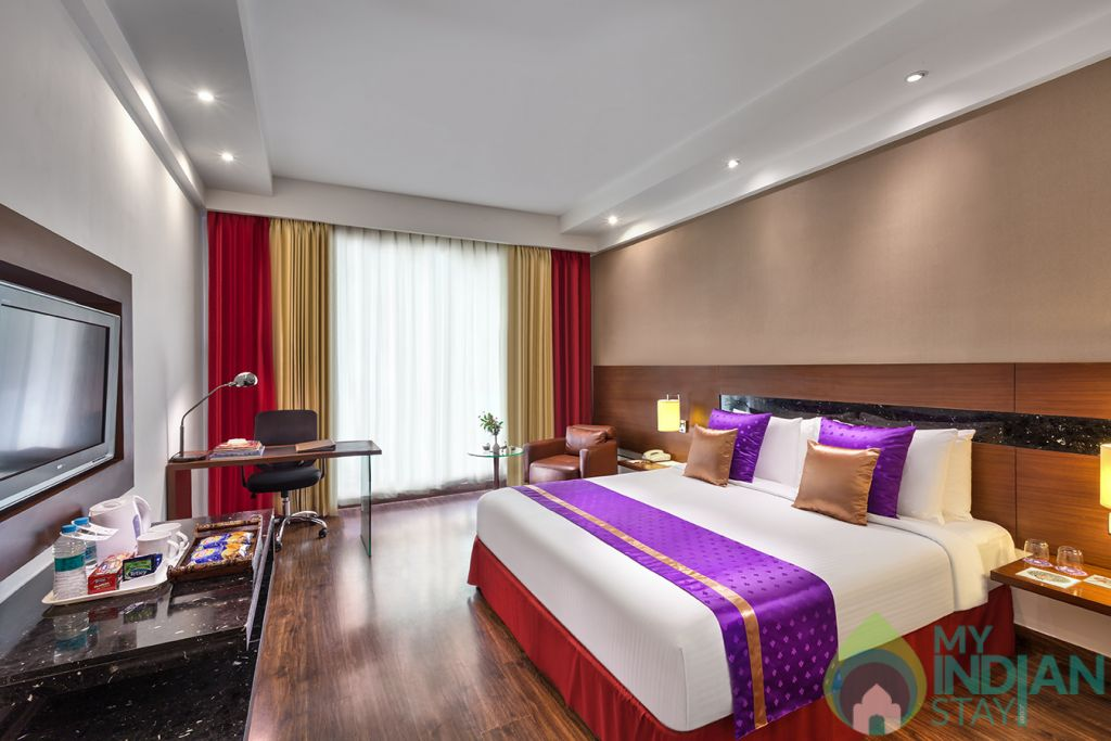 deluxe room4 in a Guest House in Jaipur, Rajasthan