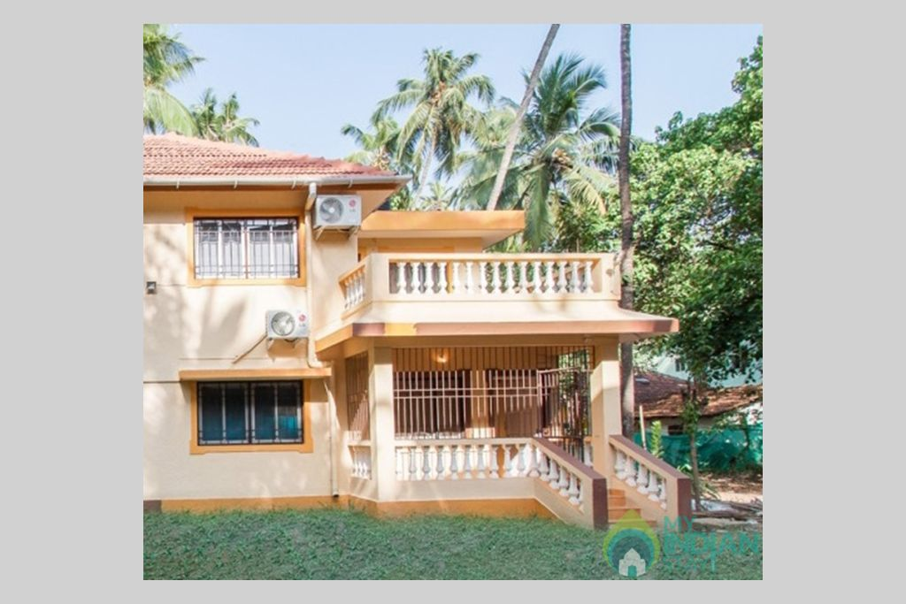 2-students-accommodation-in-goa in a Villa in Calangute, Goa