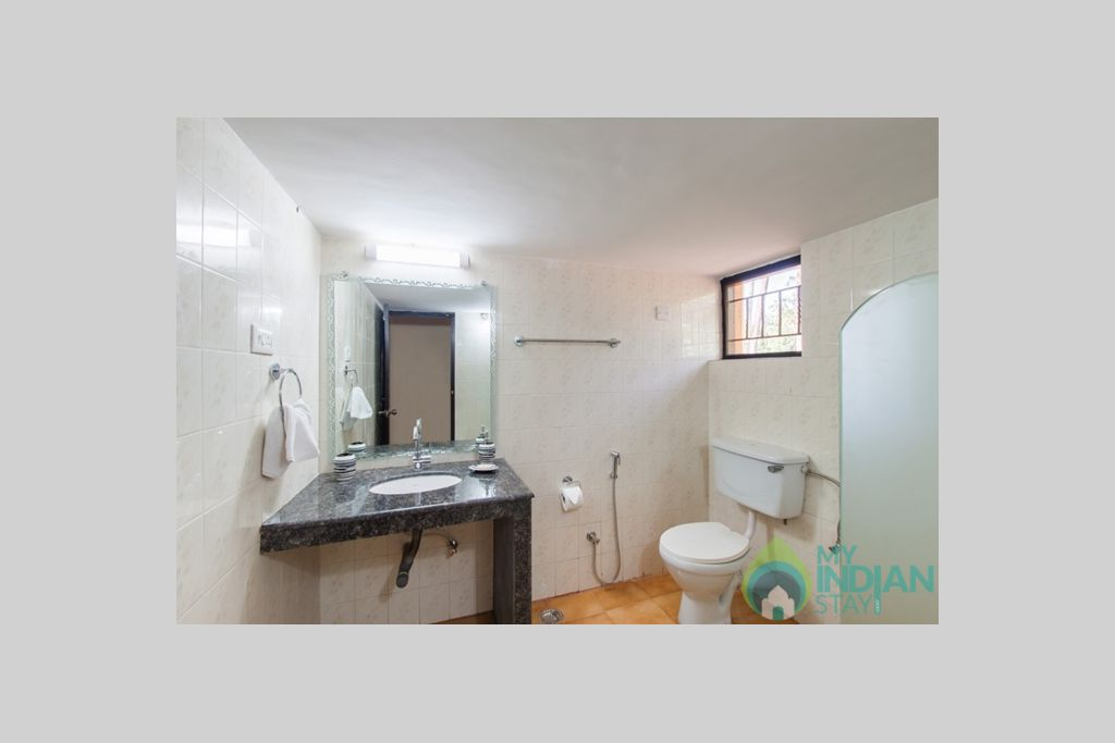 11-top-holiday-villas-in-goa-for-rent in a Villa in Calangute, Goa