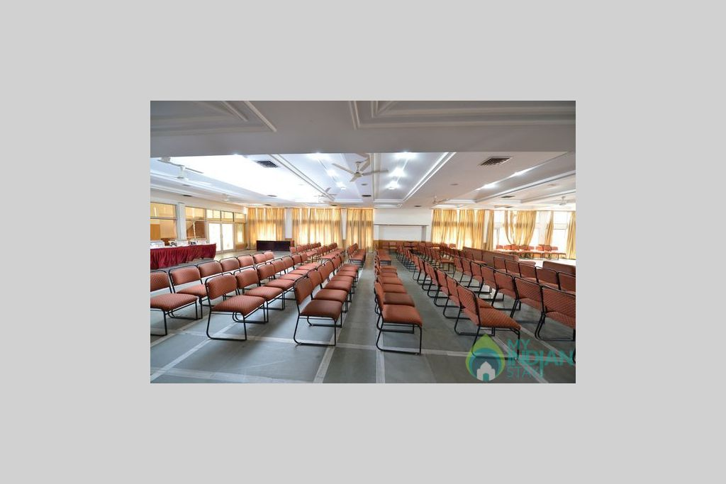 banquet hall in a Guest House in Panipat, Haryana